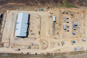 Pittsburgh Aerial Drone Services Construction - Steel City Drones