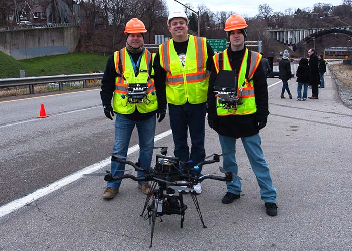 Pittsburgh Aerial Drone Services - Dave King - Steel City Drones
