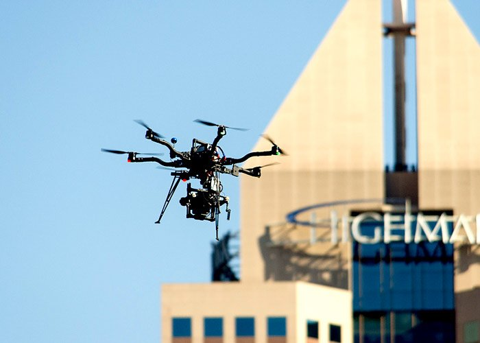 Pittsburgh Aerial Drone Services - Steel City Drones